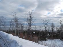 Lot for sale in Petite-Rivière-Saint-François, Capitale-Nationale, Chemin du Plateau, 22706316 - Centris