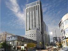 Condo / Appartement à louer à Ville-Marie (Montréal), Montréal (Île), 400, Rue  Sherbrooke Ouest, app. 2105, 10974229 - Centris