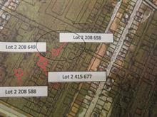 Lot for sale in Saint-Hubert (Longueuil), Montérégie, Rue  Non Disponible-Unavailable, 23432717 - Centris
