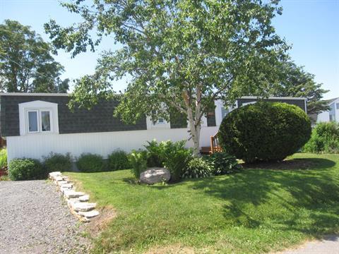 Mobile home for sale in Sainte-Félicité, Bas-Saint-Laurent, 186, Rue  Boucher, 23135053 - Centris