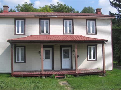 Duplex for sale in Saint-André-d'Argenteuil, Laurentides, 16 - 18, Rue  Kelly, 15864718 - Centris