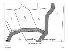 Lot for sale in La Pêche, Outaouais, 11, Chemin  Boréal, 20449235 - Centris