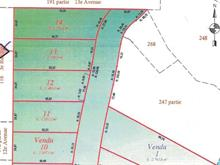 Lot for sale in Senneterre - Ville, Abitibi-Témiscamingue, 270, 4e Rue Est, 23918272 - Centris