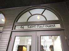 Condo for sale in Ville-Marie (Montréal), Montréal (Island), 64, Rue  Saint-Paul Ouest, apt. 310, 14620956 - Centris