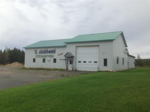 Commercial building for sale in Notre-Dame-de-Lourdes, Centre-du-Québec, 284 - A, Route  265, 12762864 - Centris