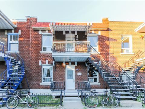 Maison de ville à louer à Villeray/Saint-Michel/Parc-Extension (Montréal), Montréal (Île), 8163, Rue  Lajeunesse, 10535882 - Centris