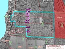 Land for sale in Rock Forest/Saint-Élie/Deauville (Sherbrooke), Estrie, Chemin  Blanchette, 23014203 - Centris
