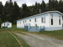 Mobile home for sale in Matane, Bas-Saint-Laurent, 114, Rue du Belvédère, 14694808 - Centris