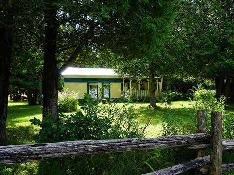 Maison mobile à vendre à Dudswell, Estrie, 655, Chemin de la Cédrière, 19442649 - Centris
