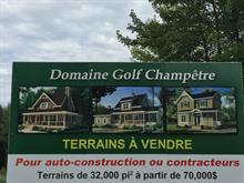 Lot for sale in Sainte-Anne-des-Plaines, Laurentides, Chemin du Golf, 27877939 - Centris