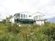 Maison à vendre à Les Escoumins, Côte-Nord, 44, Chemin des Goélands, 21687528 - Centris
