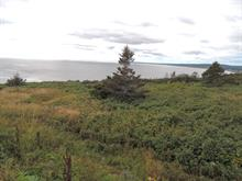Lot for sale in Percé, Gaspésie/Îles-de-la-Madeleine, 1er rg de l'Anse-à-Beaufils, 19458869 - Centris