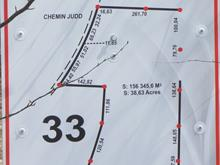 Lot for sale in Sutton, Montérégie, Chemin  Judd, 9892025 - Centris