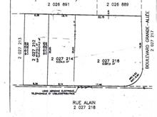 Lot for sale in Brossard, Montérégie, 5235, boulevard  Grande-Allée, 13496897 - Centris