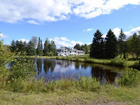 Hobby farm for sale in Val-David, Laurentides, 1451, Rue  Réal, 16343027 - Centris