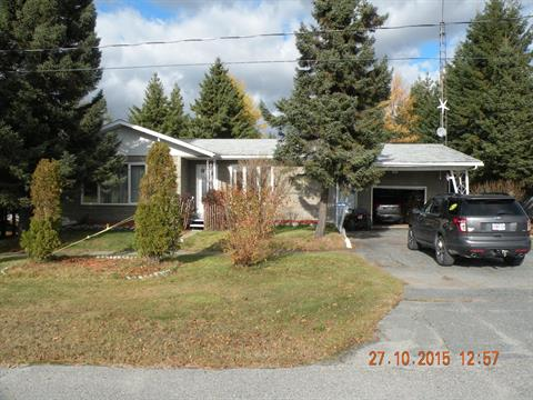 House for sale in La Reine, Abitibi-Témiscamingue, 33, 3e Avenue Ouest, 17906317 - Centris