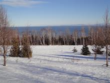 Lot for sale in Saint-Irénée, Capitale-Nationale, Chemin de l'Anse-au-Sac, 27683783 - Centris