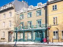 Condo for sale in La Cité-Limoilou (Québec), Capitale-Nationale, 55, Rue  D'Auteuil, apt. RDC, 24184055 - Centris