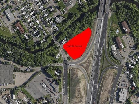 Terrain à louer à Les Rivières (Québec), Capitale-Nationale, 2160, boulevard  Central, 16991748 - Centris