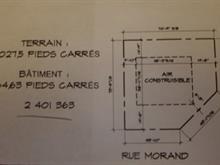 Terrain à vendre à Les Rivières (Québec), Capitale-Nationale, Rue  Morand, 18047654 - Centris