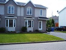 Maison à vendre à Charlesbourg (Québec), Capitale-Nationale, 223, Rue  Prénoveau, 13962758 - Centris