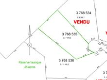 Lot for sale in Saint-Hippolyte, Laurentides, Rue du Grand-Pic, 11792625 - Centris