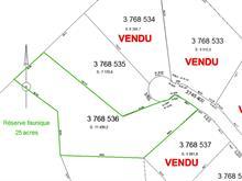 Lot for sale in Saint-Hippolyte, Laurentides, Rue du Grand-Pic, 28863510 - Centris