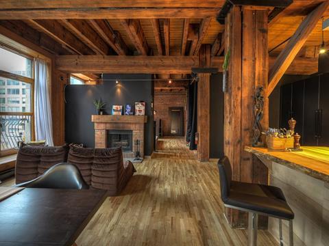Condo for sale in Ville-Marie (Montréal), Montréal (Island), 411, Rue Saint-Dizier, apt. 201, 25443056 - Centris