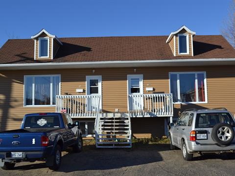 Triplex for sale in Port-Cartier, Côte-Nord, 35 - 37, Rue des Pins, 17149588 - Centris