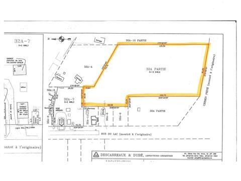 Terrain à vendre à Launay, Abitibi-Témiscamingue, Rang 5, 13744386 - Centris