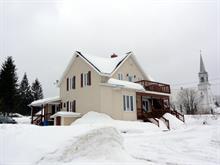 Duplex à vendre à Saint-Zénon-du-Lac-Humqui, Bas-Saint-Laurent, 160 - 160A, Route  195, 16362044 - Centris