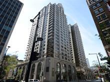 Condo / Appartement à louer à Ville-Marie (Montréal), Montréal (Île), 1200, boulevard  De Maisonneuve Ouest, app. 11C, 18509046 - Centris