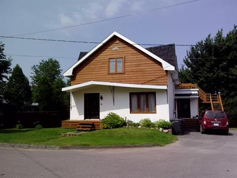 Duplex for sale in Hébertville-Station, Saguenay/Lac-Saint-Jean, 5 - 5A, Rue  Larouche, 24519527 - Centris