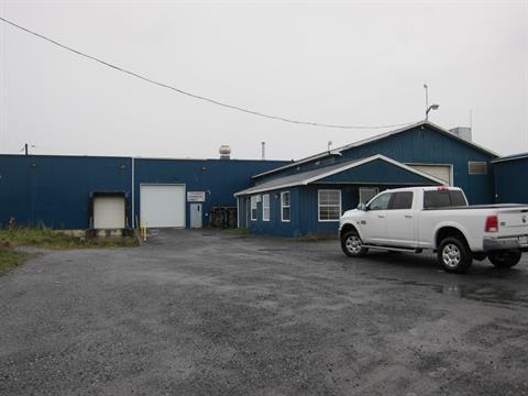 Bâtisse industrielle à vendre à Saint-Alexandre, Montérégie, 1037, Rang  Sainte-Marie, 27597017 - Centris