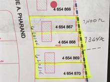 Lot for sale in Saint-Polycarpe, Montérégie, Rue  A. Pharand, 14767224 - Centris