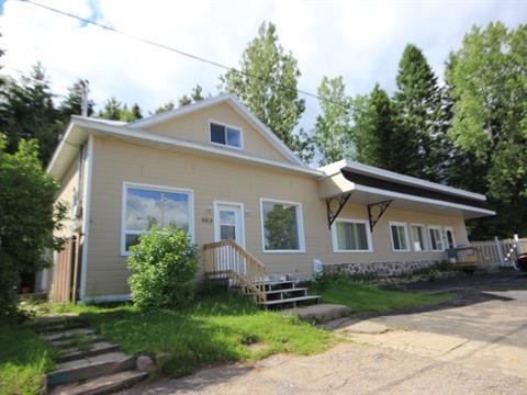 Duplex for sale in Saint-Faustin/Lac-Carré, Laurentides, 953 - 955, Rue  Saint-Faustin, 20627267 - Centris