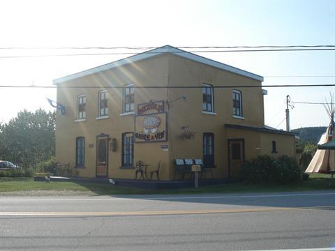 Bâtisse commerciale à vendre à Baie-Sainte-Catherine, Capitale-Nationale, 538, Route de la Grande-Alliance, 9349838 - Centris