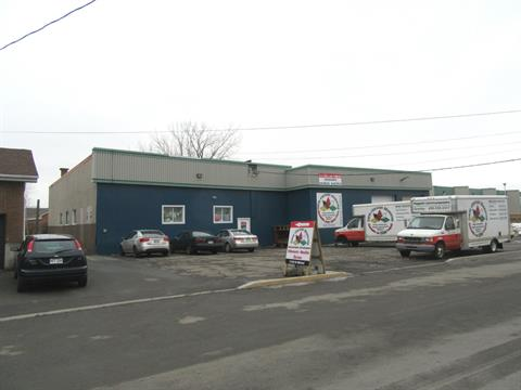 Commercial building for sale in Saint-Césaire, Montérégie, 1160, Rue  Saint-Michel, 14940469 - Centris