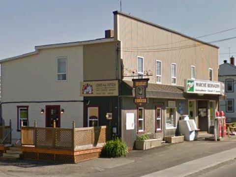 Commercial building for sale in Lingwick, Estrie, 71A - 73, Route  108, 18558280 - Centris