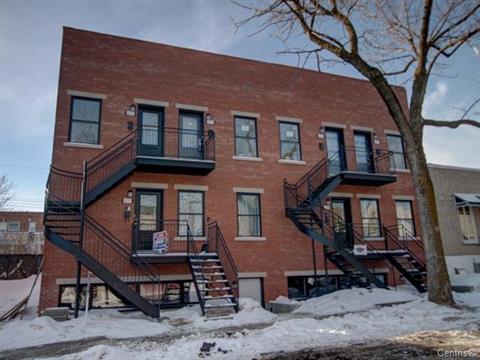 Condo à vendre à Le Sud-Ouest (Montréal), Montréal (Île), 6271, Rue  Mazarin, 9111075 - Centris