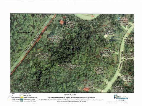 Terrain à vendre à Tingwick, Centre-du-Québec, Chemin du Mont-Gleason, 12778397 - Centris
