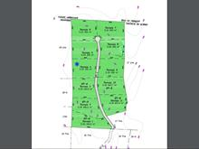 Lot for sale in Sutton, Montérégie, Chemin  Brock, 17271050 - Centris