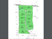Lot for sale in Sutton, Montérégie, Chemin  Brock, 16621120 - Centris