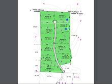 Lot for sale in Sutton, Montérégie, Chemin  Brock, 21667070 - Centris