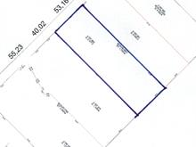 Lot for sale in Saint-Benjamin, Chaudière-Appalaches, Rang  Watford, 28463460 - Centris