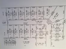 Lot for sale in Salaberry-de-Valleyfield, Montérégie, Rue  Fluet, 21936463 - Centris