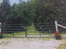 Lot for sale in Saint-André-Avellin, Outaouais, Chemin du Barrage, 14278437 - Centris