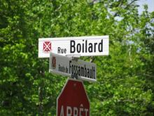 Lot for sale in Fossambault-sur-le-Lac, Capitale-Nationale, 59, Rue  Boilard, 20291465 - Centris