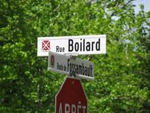 Lot for sale in Fossambault-sur-le-Lac, Capitale-Nationale, 74, Rue  Boilard, 9170134 - Centris