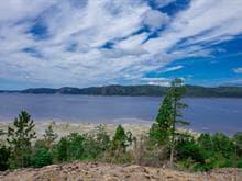 Terrain à vendre à La Baie (Saguenay), Saguenay/Lac-Saint-Jean, 1, Chemin de la Batture, 10471025 - Centris